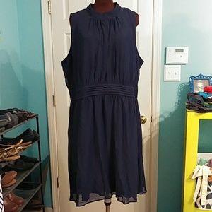 Fervour By ModCloth Windy City Dress Size 2X